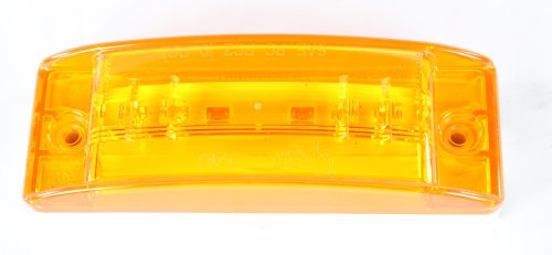 GROTE MFG TURTLE BACK LED AMBER