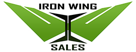 Iron Wing Sales Main Logo